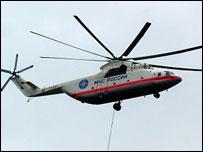 MI26直升飛機