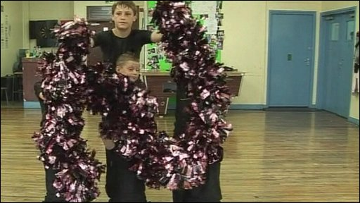 Newsround Cheer