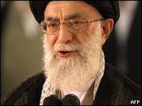 伊朗最高精神領袖哈梅內伊(12/6/2009)