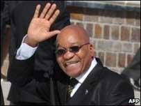 南非總統祖馬