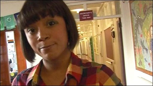 Newsround's Leah