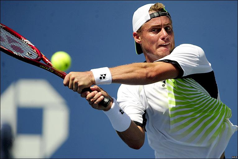 BBC SPORT   Tennis   US Open photos - day six