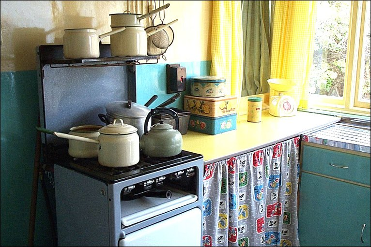 Kitchen At Mendips Inside The House Along With Sir Paul McCartneys