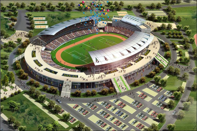 Cost Of Building A Stadium In Kenya