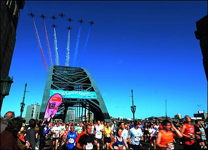 The Great North Run