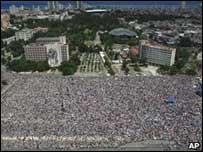 哈瓦那搖滾音樂會