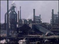 石油化工廠
