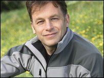 Wildlife expert Chris Packham