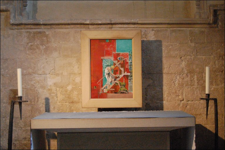 Bbc The Treasures Of Chichester Cathedral
