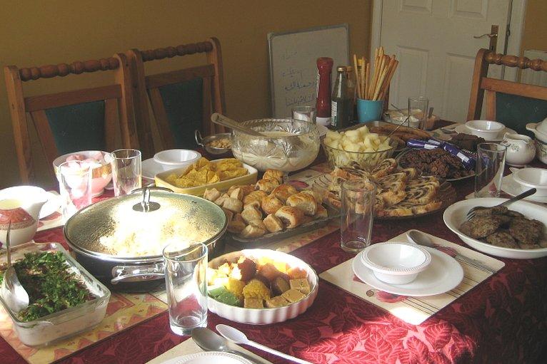 Beautiful Eid Day Eid Al-Fitr Food - _46433435_f88539ff-b4d9-45aa-b188-de30b4e4c1fd  Snapshot_94650 .jpg