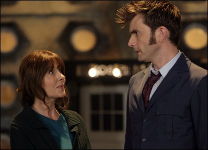 what episode does sarah jane smith meet the 11th doctor