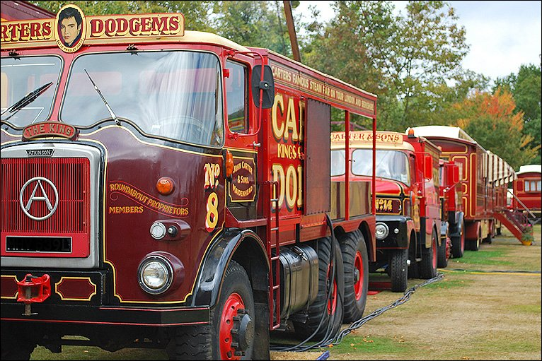 Bbc In Pictures Carters Steam Fair