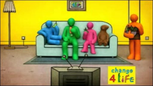 Change 4 life advert