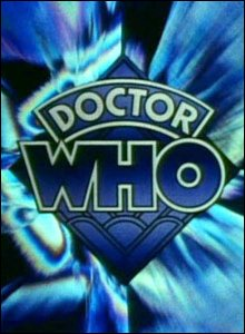Doctor Who logo from 1980