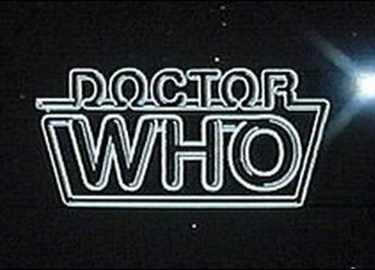 Doctor Who logo from 1984