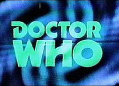 Doctor Who logo from 1970