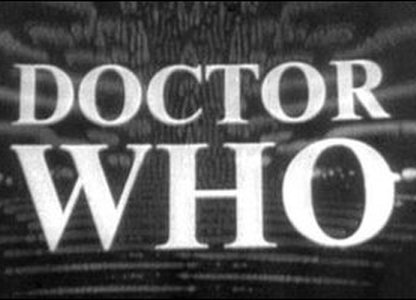 Doctor Who logo from 1966