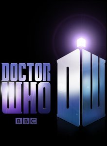 Doctor Who logo from 2010