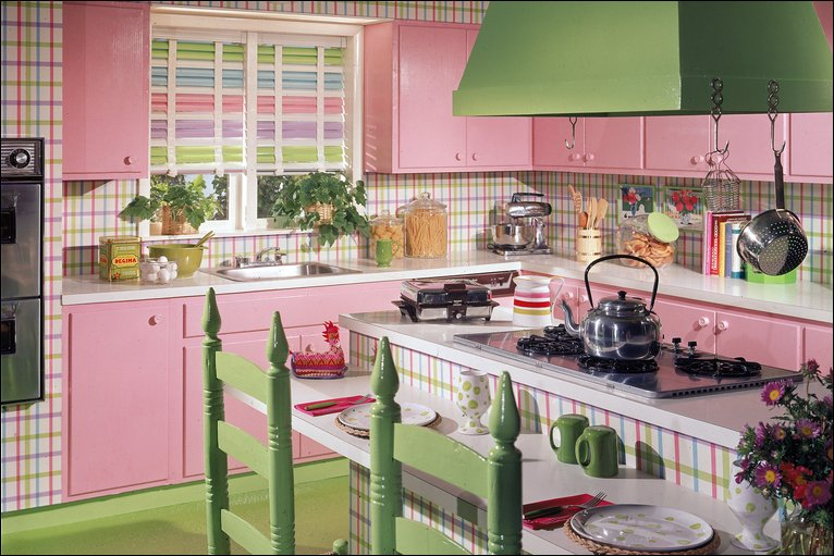 Bbc berkshire back to the 70s and 80s and 90s for Kitchen design 70s