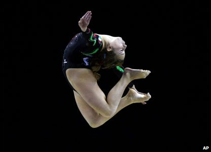 The world's best gymnasts performed amazing routines at the week-long event.