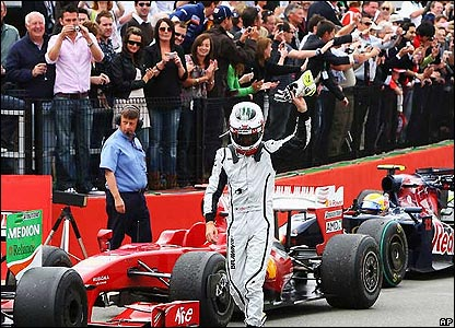 The British Grand Prix