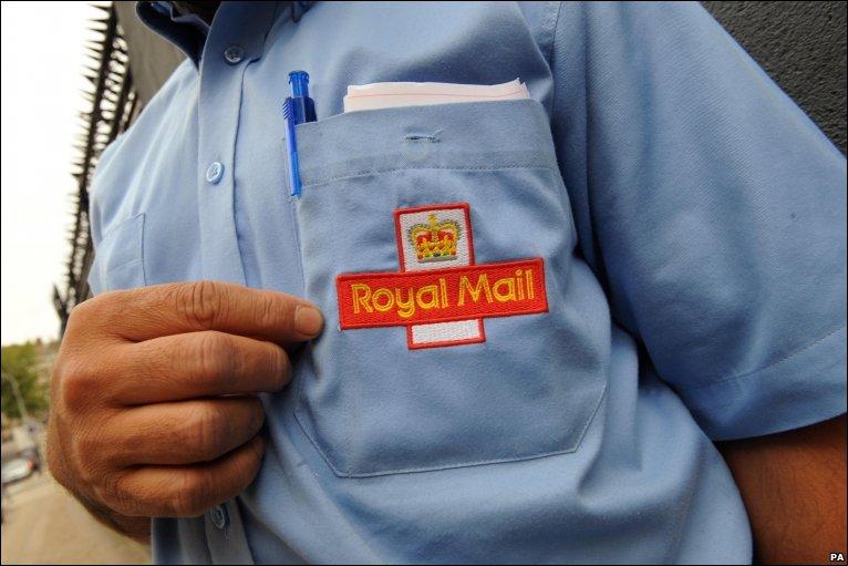 Postal Worker Salary Uk