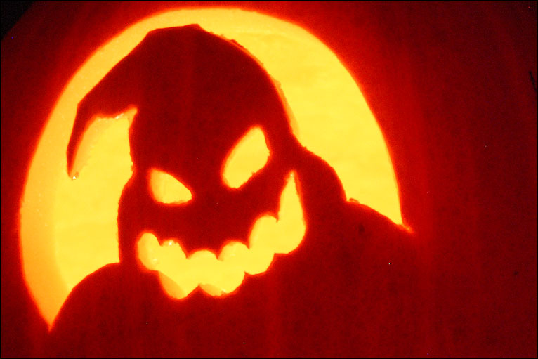Easy Ghost Pumpkin Carving Patterns