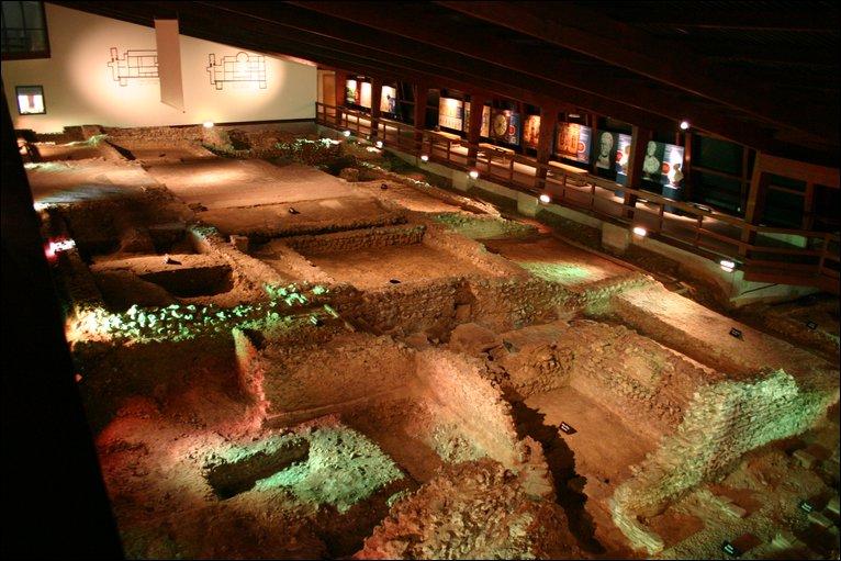Roman Villas Lullingstone