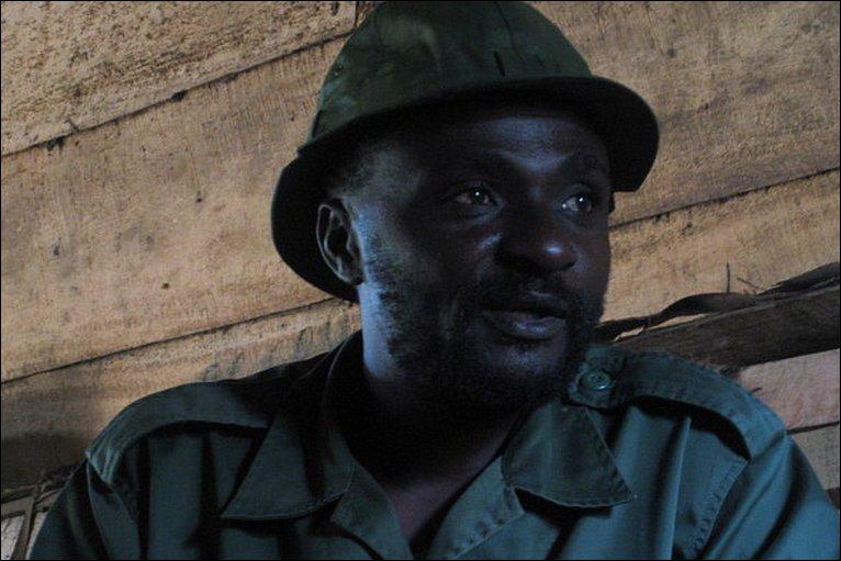 Sa mga larawan: Sa likod ng mga linya ng rebelde sa Congo