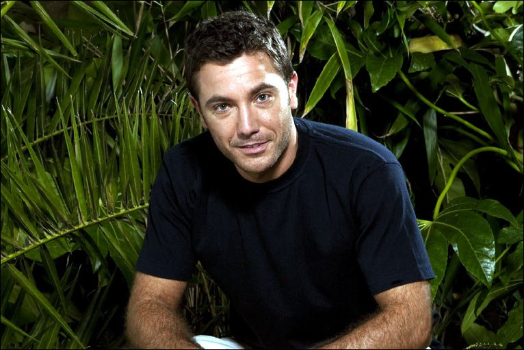 TV chef Gino D'Acampo's pre-jungle interview in the I'm A Celebrity press