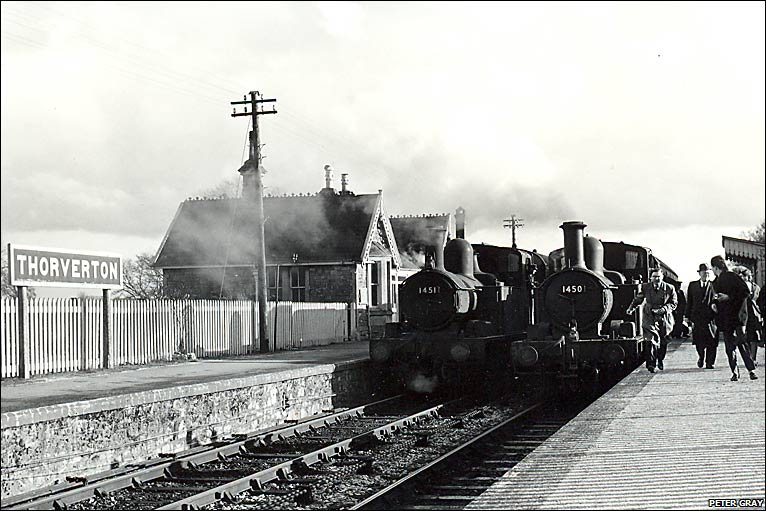Bbc In Pictures Devon S Historic Railways