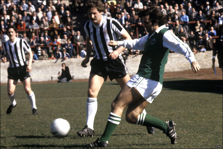 Image result for george best hibs v st mirren