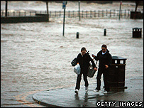 Flooding in Scotland