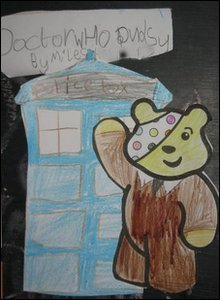 Doctor Who Pudsey