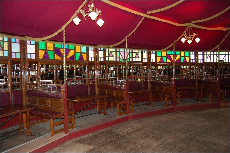 Spiegeltent & BBC - In pictures: Gloucesteru0027s Spiegeltent