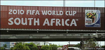 The World Cup in South Africa
