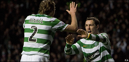 Andreas Hinkel and Scott McDonald