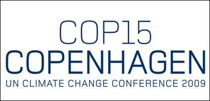 Climate change conference logo