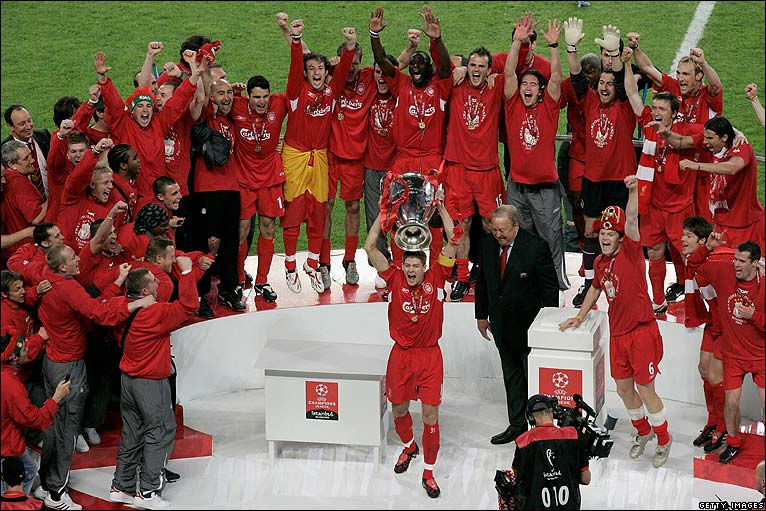 BBC Sport - The decade in pictures - part II