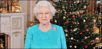 Queen gives annaual Christmas speech