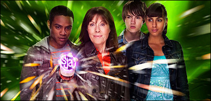 Sarah Jane Adventures on CBBC