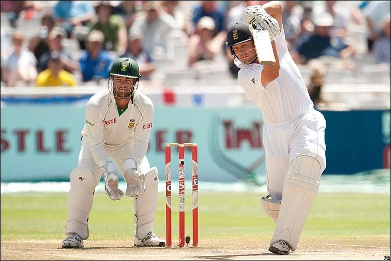 BBC Sport - Cricket - South Africa v England photos