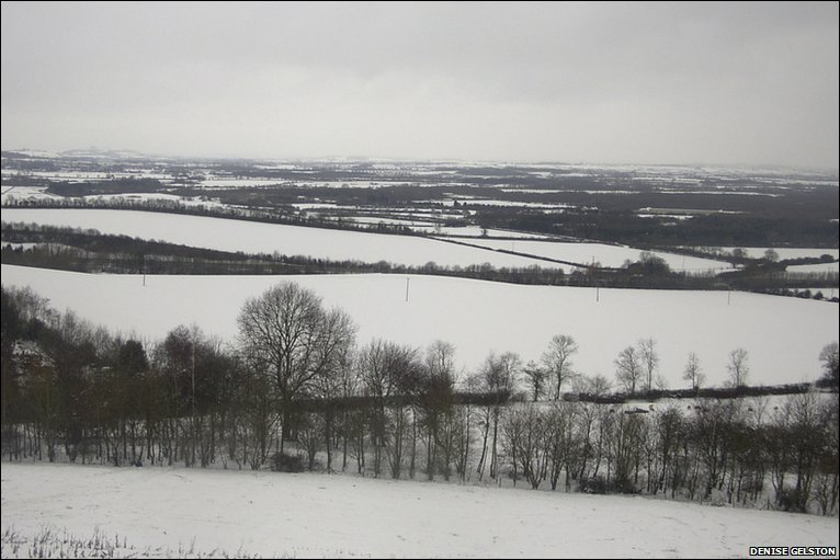 In Pictures: More Snow And Frost In Jan 2010