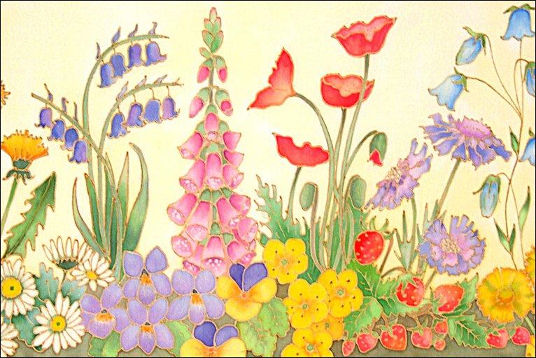 Wild Rose, Watercolor Illustration - Scientific Illustrator