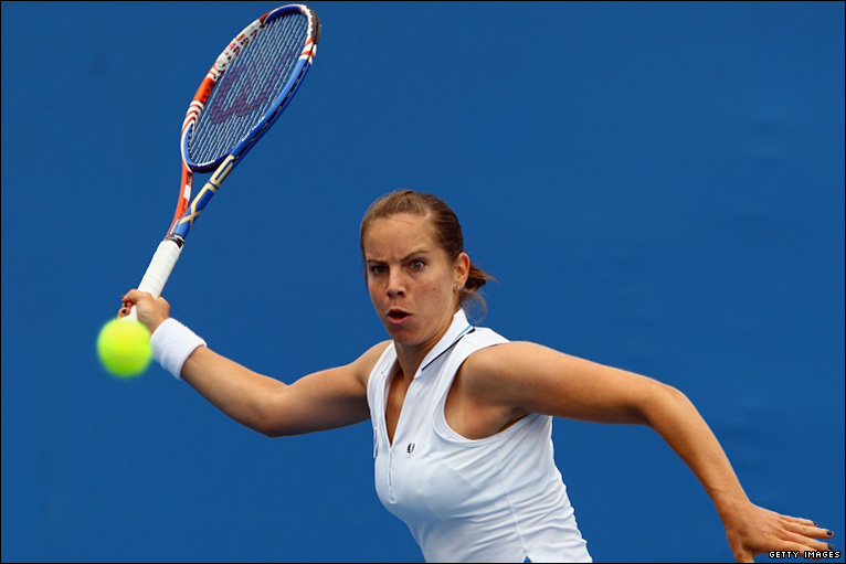 BBC Sport - Tennis - Australian Open day two photos