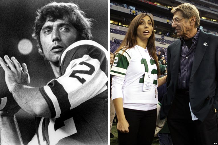 Joe Namath Daughter Jessica http://news.bbc.co.uk/sport2/hi/other_sports/american_football/8477983.stm
