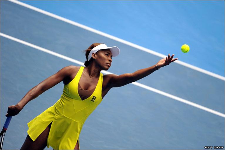 BBC Sport - Tennis - Australian Open day 10 photos