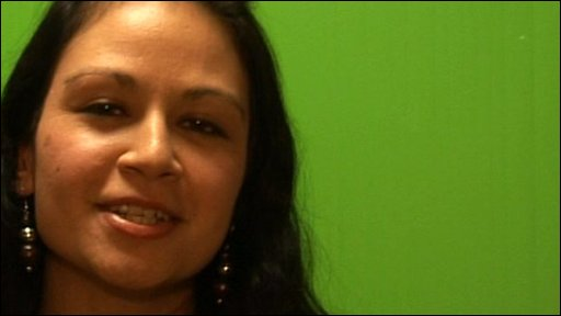 Indira Pereira-Lopes who works for the Office of Fair Trading