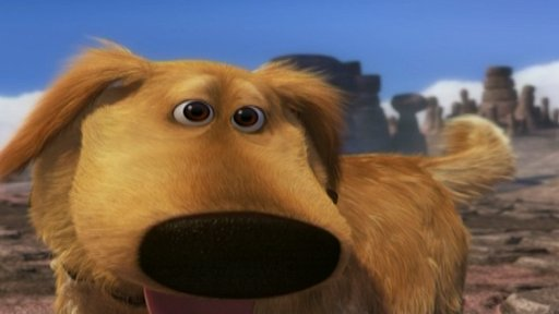 Dug the dog (Walt Disney Studios Home Entertainment)