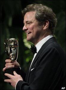Colin Firth was named Best Actor